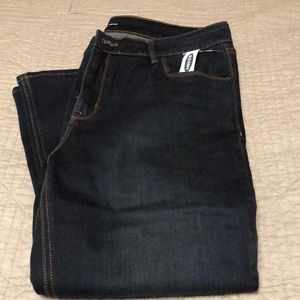 Old Navy Mid-Rise Bootcut Jeans